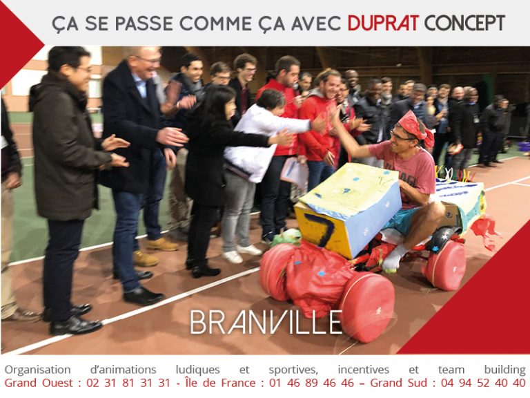 """Un Team building """"construction & création"""" avec le programme Pimp My Kart à Branville - by Duprat Concept"""